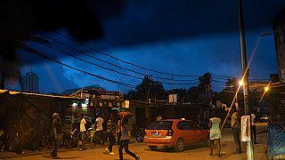 In Abidjan