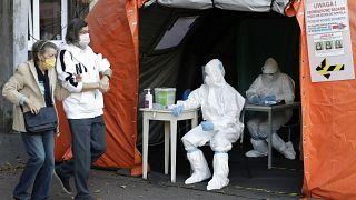 Virus Outbreak Central Europe