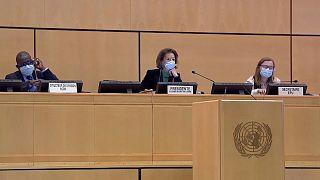 Menschenrechte in Belarus: Lob aus Russland, Kritik aus dem Westen