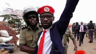 Uganda's Bobi Wine nominated for 2021 elections