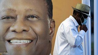 Fildişi Sahili Cumhurbaşkanı Alassane Ouattara