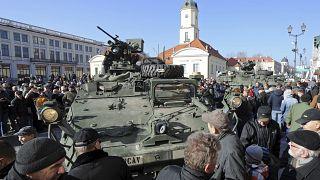 L'engagement de l'OTAN suspendu au résultat de l'élection présidentielle américaine