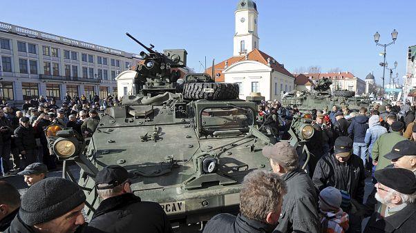 Futuro da NATO também se joga nas eleições nos EUA