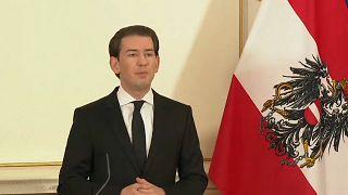 Bundeskanzler Kurz zum Anschlag von Wien