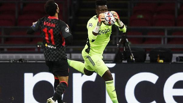 Covid-19: Ajax com 11 baixas para o jogo desta noite na Dinamarca