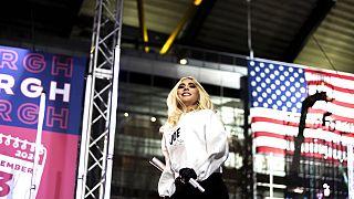 Lady Gaga in Pittsburgh