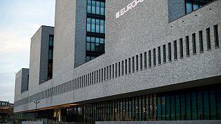 Avrupa Polis Teşkilatı (Europol) Genel Merkezi. Lahey/ Hollanda