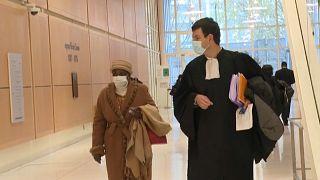 La veuve du président Habyarimana devant la justice française