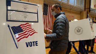Début du vote aux Etats Unis