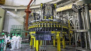 نیروگاه هستهای بلاروس