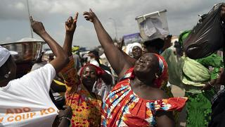 Abidjan, Ivory Coast, Tuesday, Nov. 3, 2020