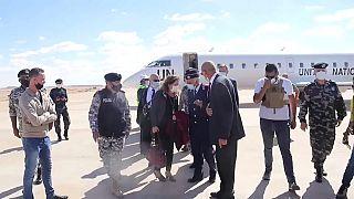 Negoziati in Libia