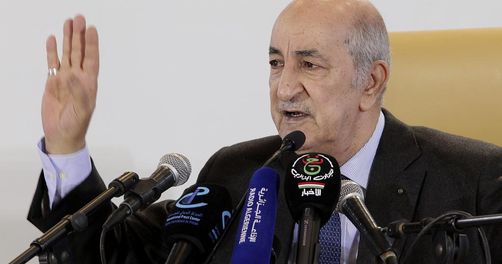 Algeria: Tebboune recovers, to return home soon- presidency