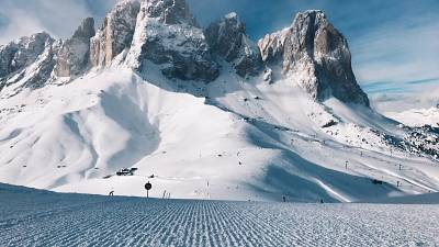 Revealed: Europe's most instagrammable ski resorts
