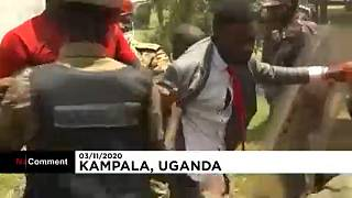 Letartóztatták Bobi Wine-t