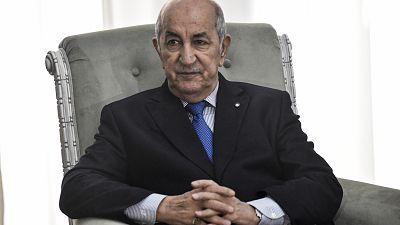 Le président Abdelmadjid Tebboune atteint de Covid-19