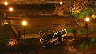 Wien nach dem Anschlag