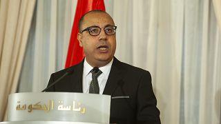 رئيس الحكومة التونسية هشام المشيشي