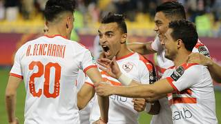 Zamalek beat Raja to set up all-Egyptian Champions League final