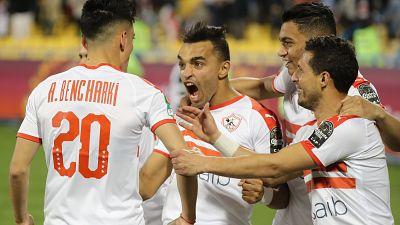 Ligue des Champions : un derby du Caire en finale
