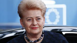داليا غريباوسكايتي، رئيسة ليتوانيا السابقة