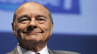 Fransa eski cumhurbaşkanı Jacques Chirac