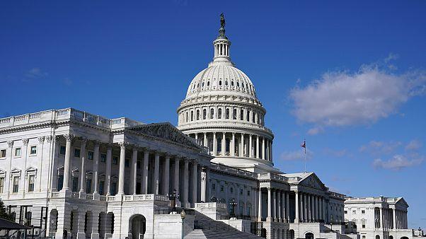 Az amerikai kongresszus épülete