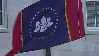 Nueva bandera del estado de Misisipi