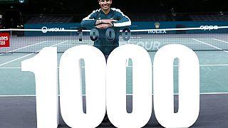 Nadal: 1000 győzelem