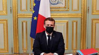Fransa Cumhurbaşkanı Emmanuel Macron/Elysee Sarayı