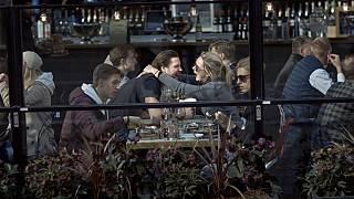 رستورانی در استکهلم، سوئد
