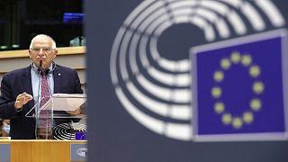 جوزيب بوريل، الممثل الأعلى للشؤون الخارجية والسياسة الأمنية في الاتحاد الأوروبي/7 أكتوبر 2020