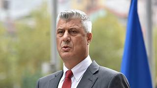 "Presidente do Kosovo demite-se para ""proteger o país"""