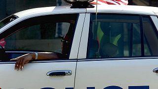 سيارة شرطة أمريكية