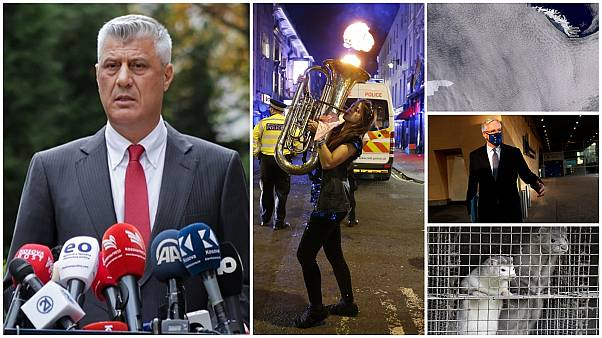 Catch up on the European news you may have missed