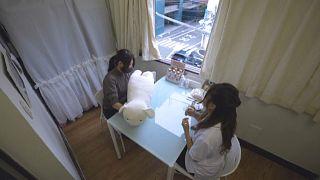 عيادة لعلاج الدمى-اليابان