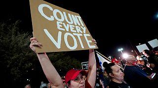 من أجواء الانتخابات الأمريكية