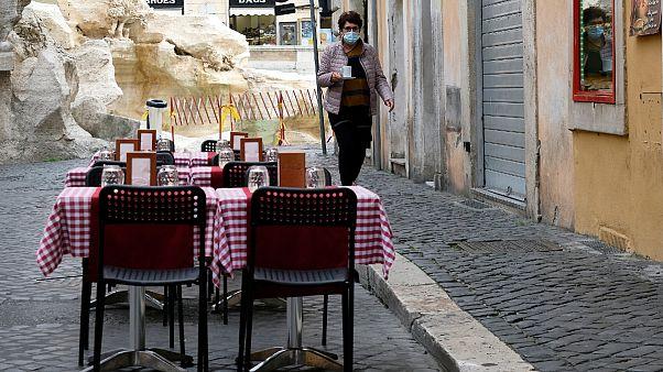 Encerramento imposto aos restaurantes em Florença motivou protesto