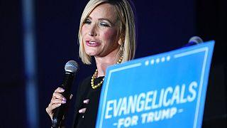 Paula White, Trumps Predigerin (ARCHIV)