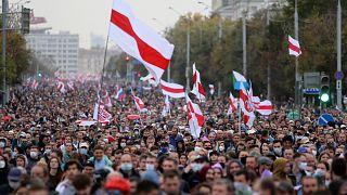 Minsk protestoları