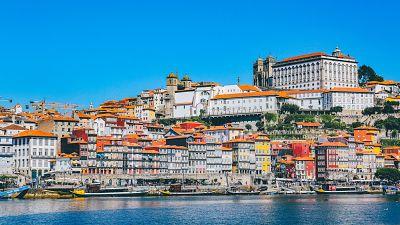 Porto took home 'Europe's Leading City Break' award