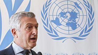 فيليبو غراندي، المفوض السامي للأمم المتحدة لشؤون اللاجئين