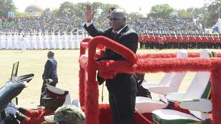 Tanzania's Magufuli sworn in for 2nd term as president