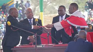 Deuxième investiture de John Magufuli
