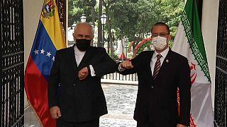 Visita de estado de Irán a Venezuela