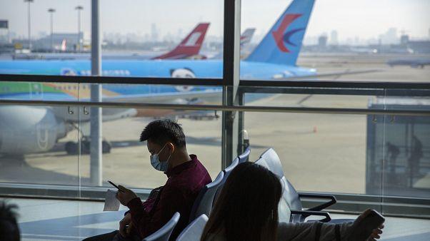 Beutazási korlátozások Kínában