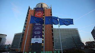 ساختمان کمیسیون اروپا در بروکسل