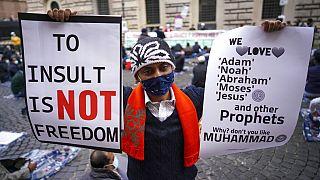 Un miembro de la comunidad islámica de Italia pide respeto para su religión