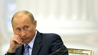 Russlands Präsident Wladimir Putin bei einem Treffen im Kreml, 02.10.2020