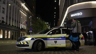الشرطة السلوفينية